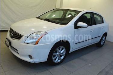 Nissan Sentra 4p Emotion 2.0L CVT ee usado (2010) color Blanco precio $109,000