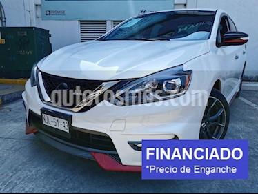 Nissan Sentra Nismo usado (2019) color Blanco precio $80,000