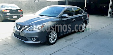 Nissan Sentra Advance usado (2017) color Gris Oxford precio $193,900