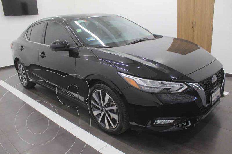 Foto Nissan Sentra Version usado (2020) color Negro precio $429,000