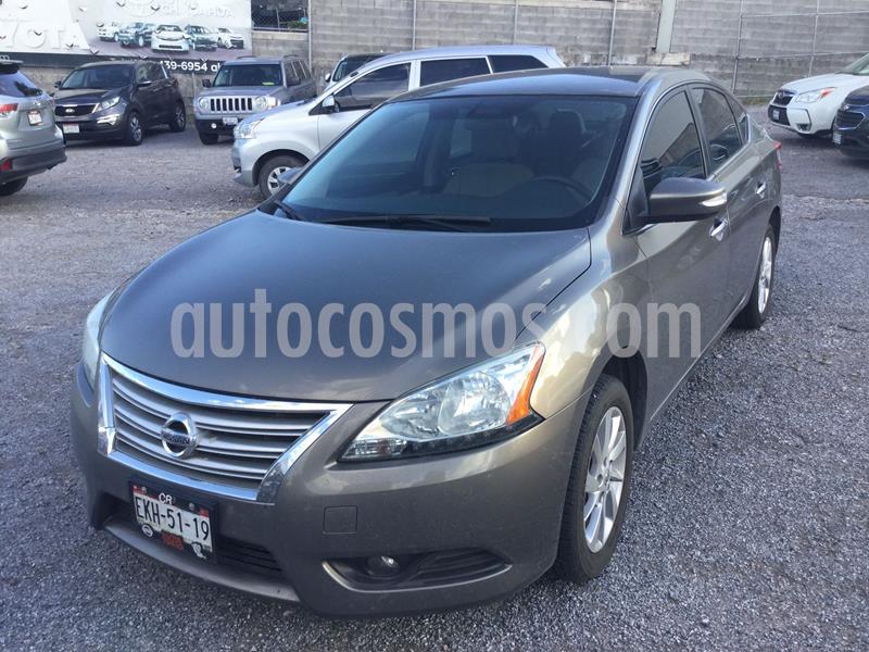 Nissan Sentra Advance usado (2016) color Dorado Oscuro precio $195,000