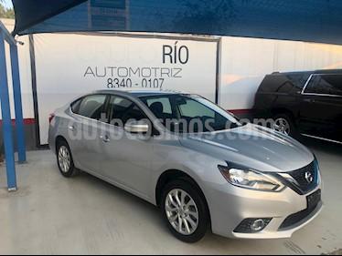 Nissan Sentra Advance usado (2018) color Plata precio $229,000