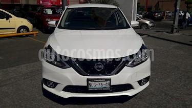 Nissan Sentra Advance usado (2018) color Blanco precio $225,000