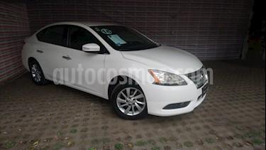 Nissan Sentra Advance Aut usado (2016) color Blanco precio $180,000
