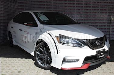 Nissan Sentra Nismo usado (2019) color Blanco precio $349,000
