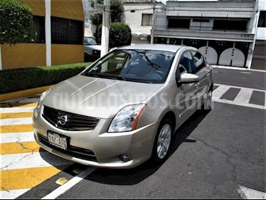 Nissan Sentra Custom CVT Xtronic usado (2011) color Arena precio $99,900