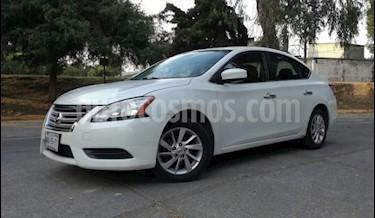 Nissan Sentra Sense usado (2013) color Blanco precio $137,000