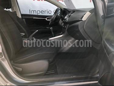 Nissan Sentra Advance Aut usado (2017) color Gris Oxford precio $215,000