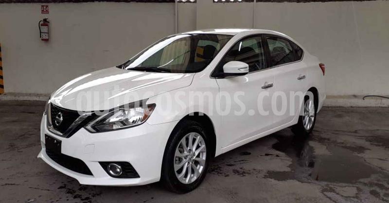 Nissan Sentra Advance Aut usado (2019) color Blanco precio $214,900