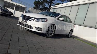 Nissan Sentra Advance Aut usado (2017) color Blanco Perla precio $220,000
