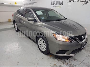 Nissan Sentra Sense usado (2019) color Acero precio $235,000