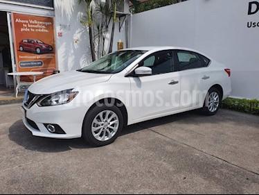 Nissan Sentra Advance usado (2019) color Blanco Perla precio $264,900