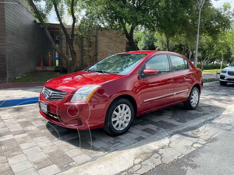 Foto Nissan Sentra Emotion CVT Xtronic usado (2012) color Vino Tinto precio $169,900