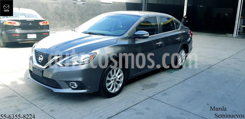 Nissan Sentra Advance usado (2017) color Gris Oxford precio $189,900