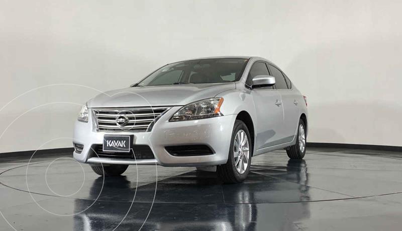 Foto Nissan Sentra Sense usado (2016) color Plata precio $172,999