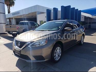 Nissan Sentra 4P SENSE L4/1.8 AUT usado (2017) precio $190,000