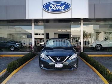 Nissan Sentra ADVANCE MT MY usado (2017) color Gris precio $189,000