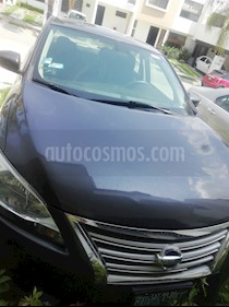 Nissan Sentra Advance Aut usado (2015) color Gris Oxford precio $145,000