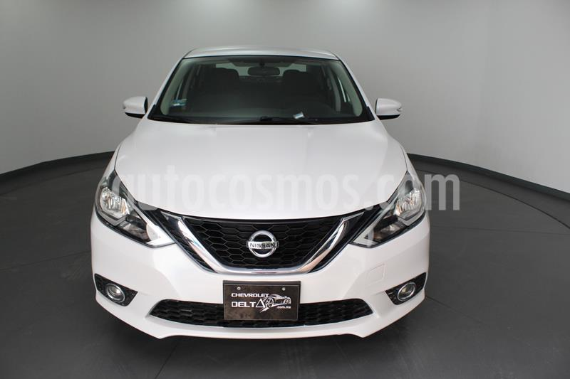 Nissan Sentra Advance Aut usado (2019) color Blanco Perla precio $214,500