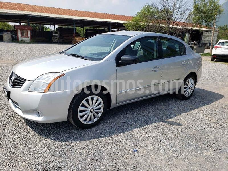 Nissan Sentra Custom CVT Xtronic usado (2010) color Plata precio $99,000