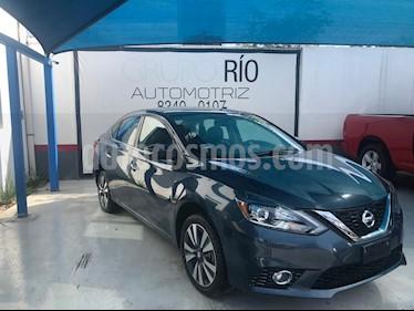 Nissan Sentra Exclusive Aut usado (2019) color Azul precio $236,000