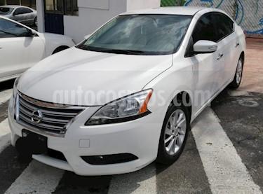 Nissan Sentra Advance Aut usado (2013) color Blanco Perla precio $134,000