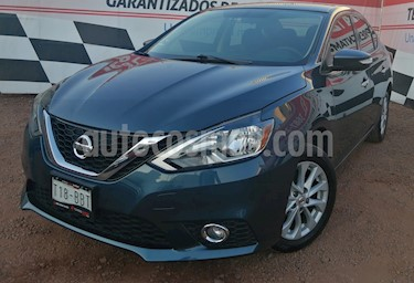 Nissan Sentra Advance usado (2019) color Azul precio $239,000