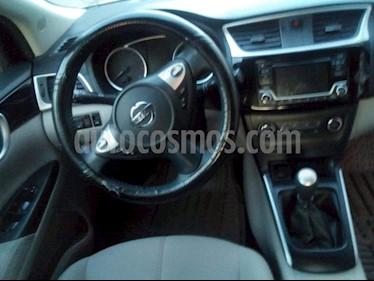 Foto Nissan Sentra Advance Aut usado (2017) color Blanco precio $176,000