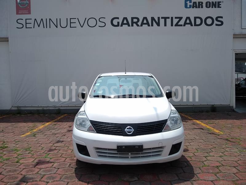 Nissan Sentra Advance usado (2017) color Blanco precio $189,900