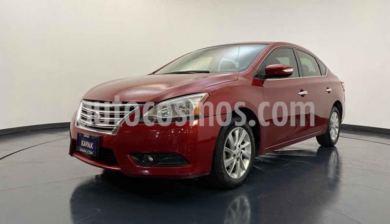 Nissan Sentra Advance usado (2016) color Rojo precio $179,999
