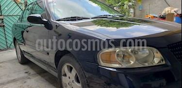 Nissan Sentra GXE L1 Sport 1.8L Aut usado (2006) color Negro precio $56,000