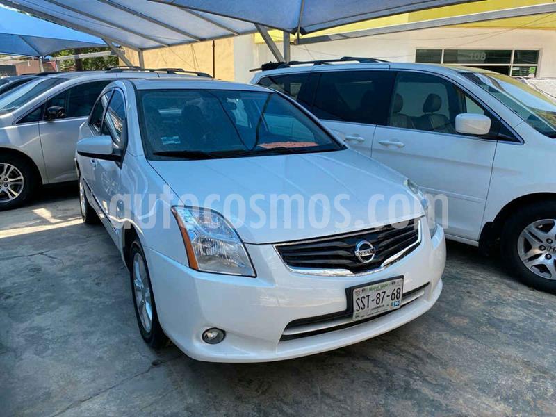 Nissan Sentra Elite CVT Xtronic usado (2012) color Blanco precio $149,900