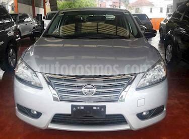 Nissan Sentra Exclusive Aut NAVI usado (2015) color Plata precio $176,500