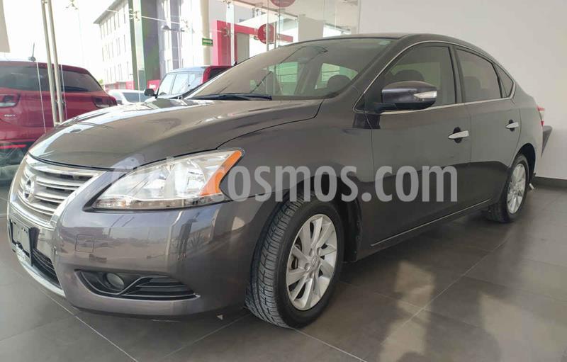Nissan Sentra Advance Aut usado (2015) color Negro precio $165,000