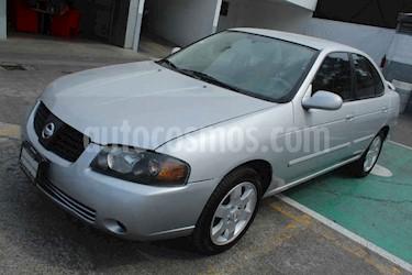 Nissan Sentra GXE L1 Sport 1.8L usado (2006) color Gris precio $69,000