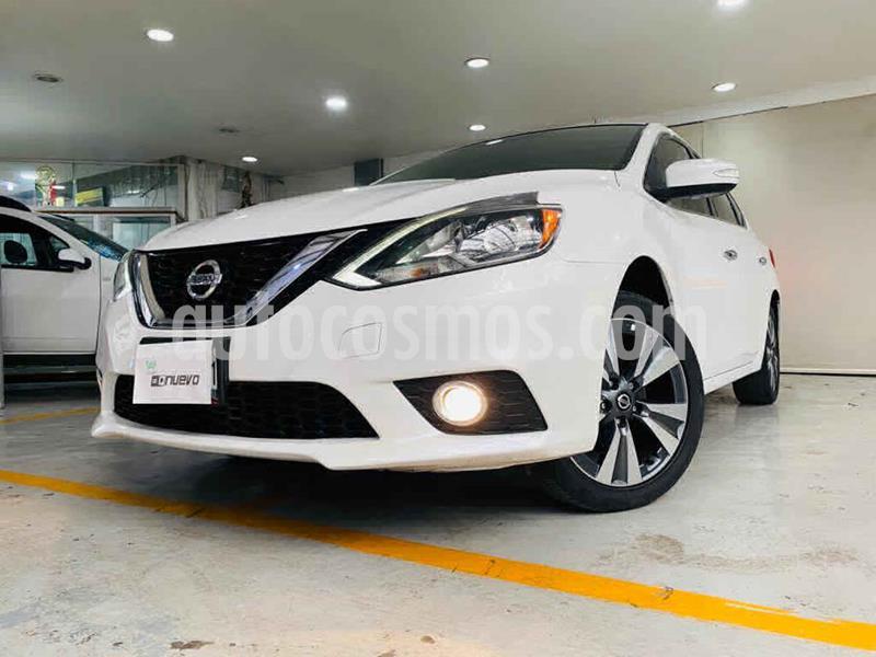 Nissan Sentra Exclusive Aut NAVI nuevo color Blanco precio $229,000