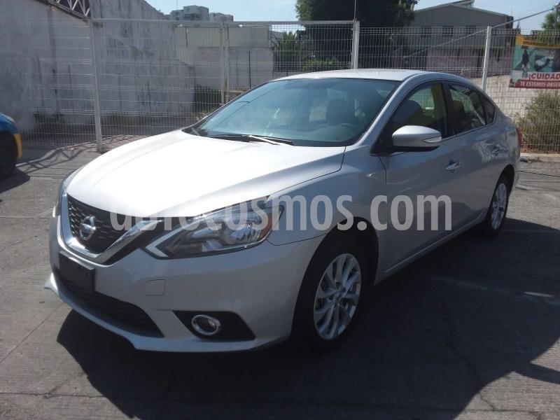 Nissan Sentra Advance usado (2019) color Plata Dorado precio $214,900