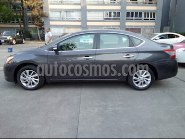 Nissan Sentra Advance usado (2015) color Gris Oxford precio $162,000