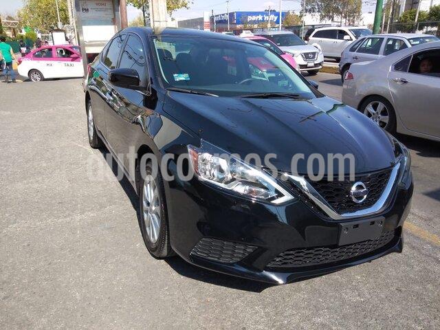 Nissan Sentra Sense usado (2019) color Negro precio $239,000