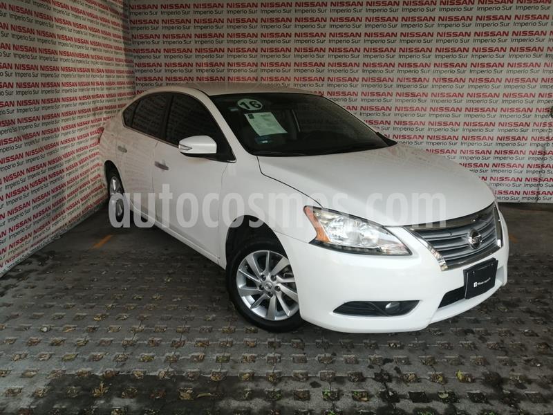 Nissan Sentra Advance Aut usado (2016) color Blanco precio $175,000