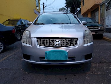 Nissan Sentra Advance usado (2007) color Gris Oxford precio $76,000