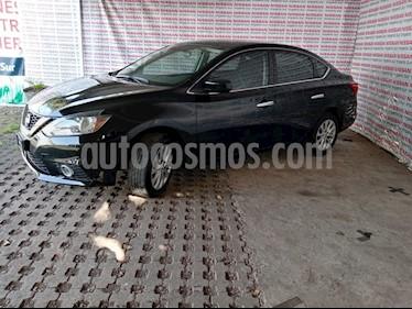 Nissan Sentra Sense usado (2017) color Negro precio $185,000