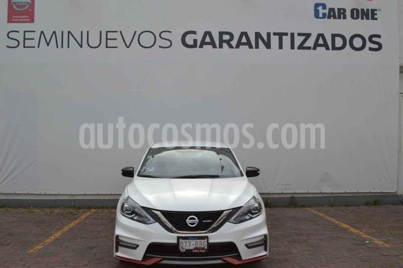 Nissan Sentra Nismo usado (2019) color Blanco precio $399,900