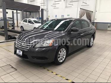 Nissan Sentra 4p Sense L4/1.8 Man usado (2016) precio $165,000