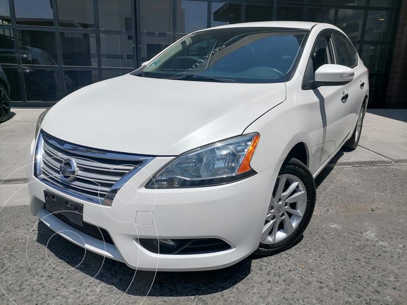 Foto Nissan Sentra Advance usado (2015) color Blanco precio $170,000