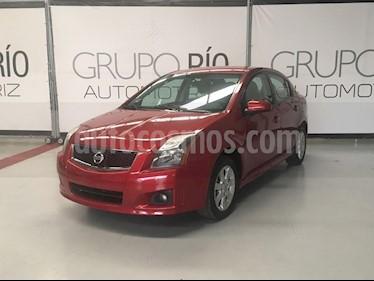 Nissan Sentra SR Aut usado (2012) color Rojo precio $114,000