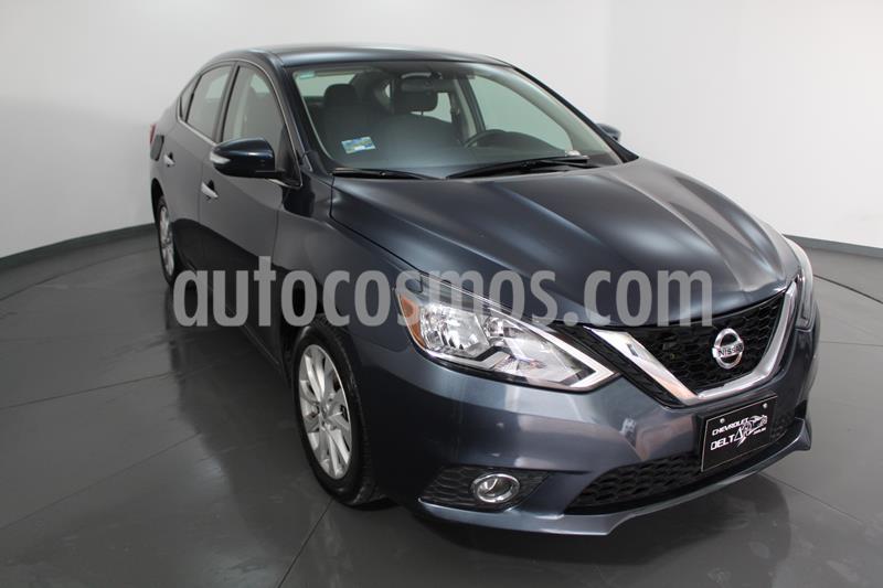 Nissan Sentra Advance Aut usado (2019) color Azul precio $231,900