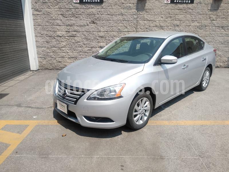 Nissan Sentra Advance usado (2016) color Plata precio $165,000