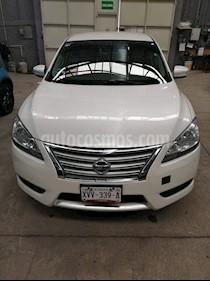 Nissan Sentra Advance usado (2013) color Blanco precio $130,000
