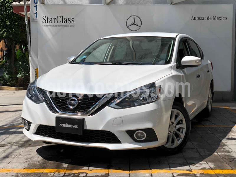 Nissan Sentra Advance usado (2019) color Blanco precio $265,000